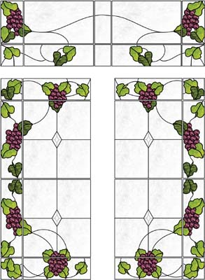 How To Cut Stained Glass Without A Pattern